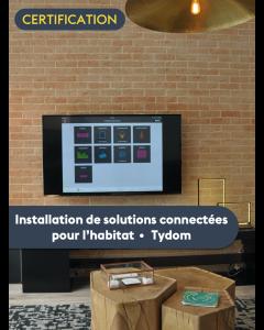 Certification - Installation paramétrage et configuration