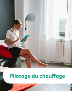 PILOTAGE DU CHAUFFAGE