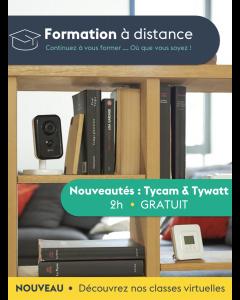 FAD - NOUVEAUTÉS : TYCAM & TYWATT