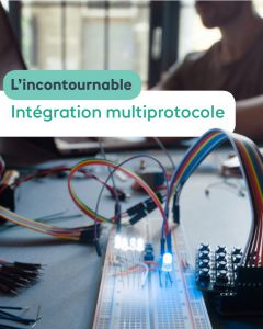 INTÉGRATION MULTIPROTOCOLES