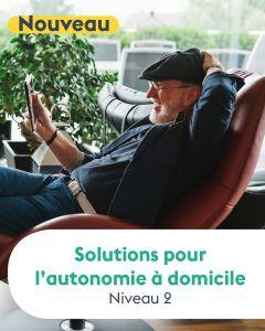 SOLUTIONS POUR L'AUTONOMIE À DOMICILE