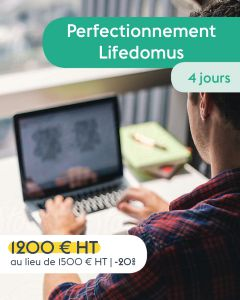 PARCOURS - PERFECTIONNEMENT LIFEDOMUS