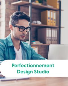 PERFECTIONNEMENT DESIGN STUDIO