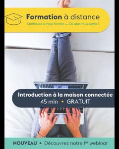 FAD - INTRODUCTION A LA MAISON CONNECTÉE